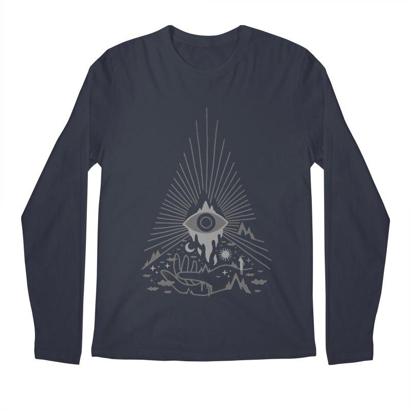 Secret Disorder Men's Longsleeve T-Shirt by ordinaryfox