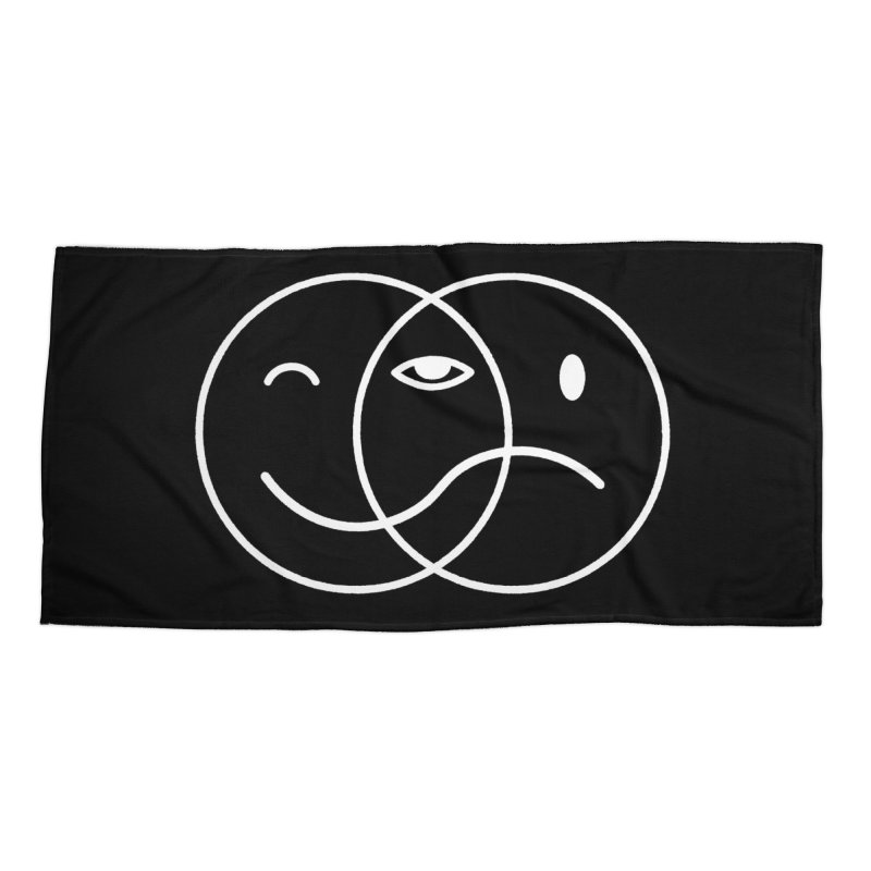 Mixed States Accessories Beach Towel by ordinaryfox