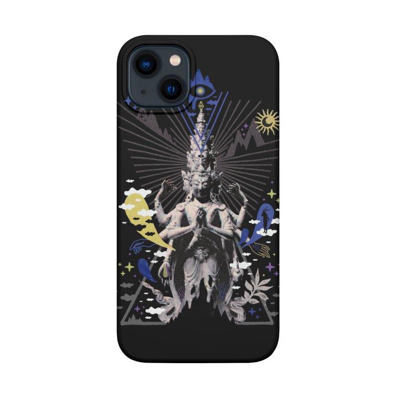 Divine Intervention Accessories Phone Case by ordinaryfox