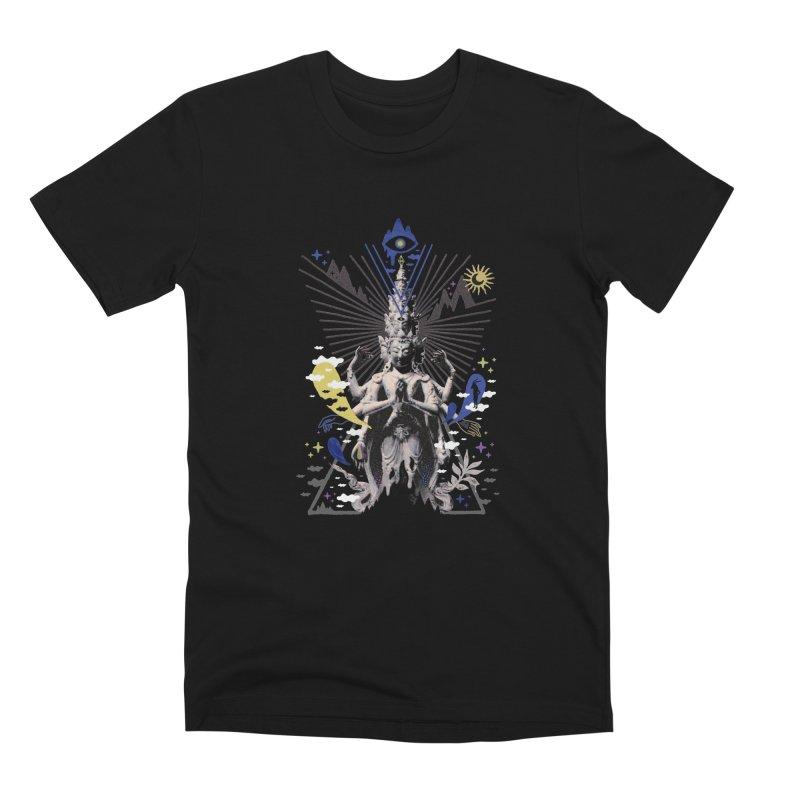 Divine Intervention Men's T-Shirt by ordinaryfox
