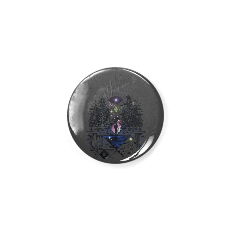 Magic Eye Accessories Button by ordinaryfox