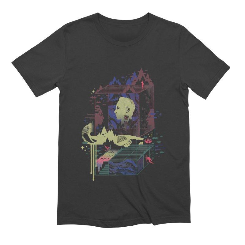 Dreamacyde Men's T-Shirt by ordinaryfox