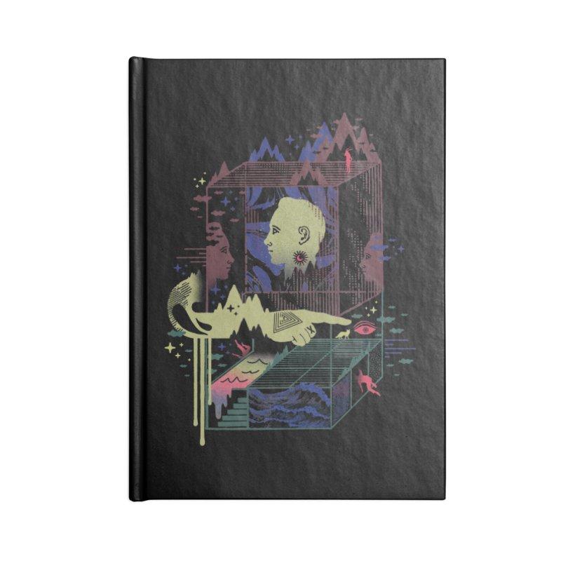 Dreamacyde Accessories Notebook by ordinaryfox