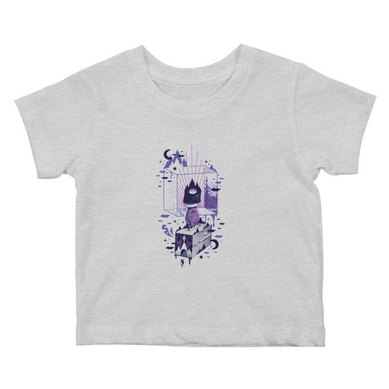 Nonsensical Kids Baby T-Shirt by ordinaryfox