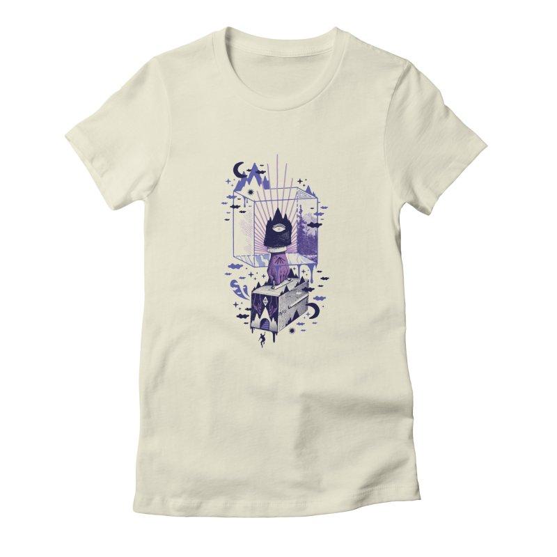 Nonsensical Women's T-Shirt by ordinaryfox
