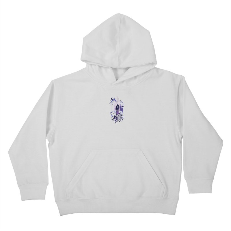 Nonsensical Kids Pullover Hoody by ordinaryfox