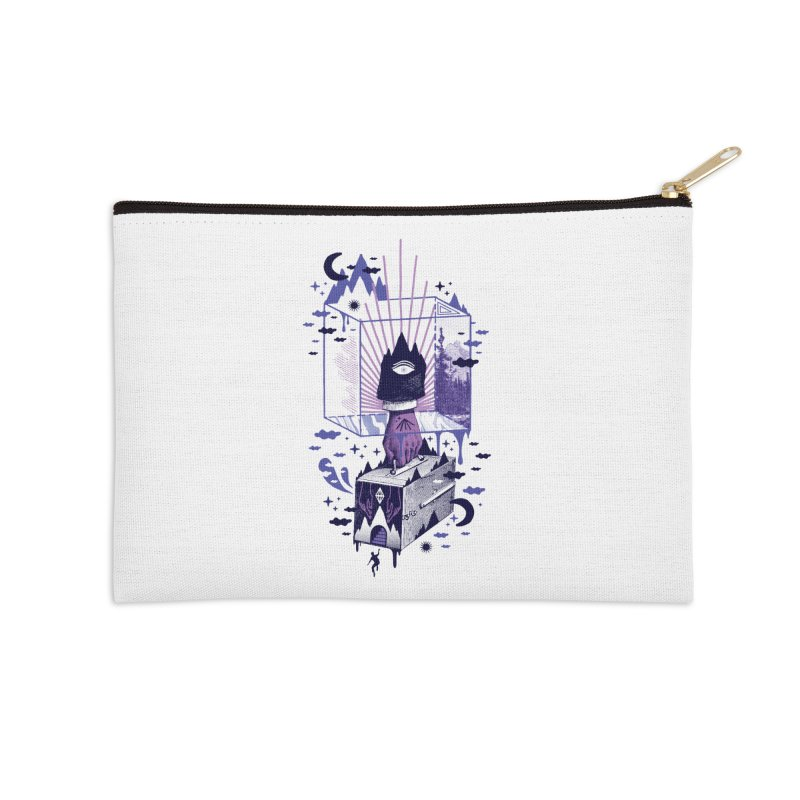 Nonsensical Accessories Zip Pouch by ordinaryfox