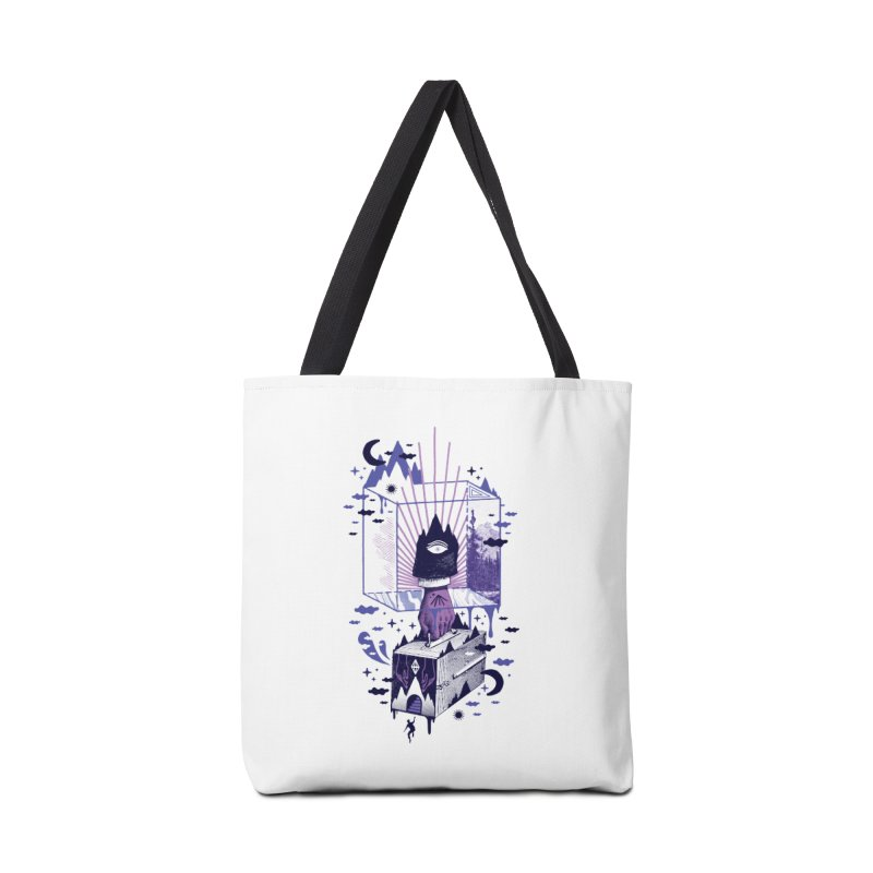 Nonsensical Accessories Bag by ordinaryfox