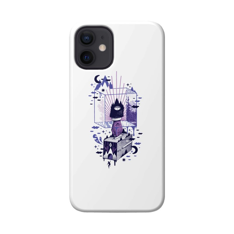Nonsensical Accessories Phone Case by ordinaryfox