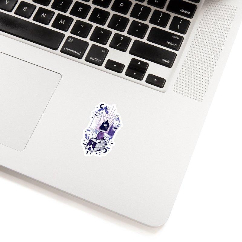 Nonsensical Accessories Sticker by ordinaryfox