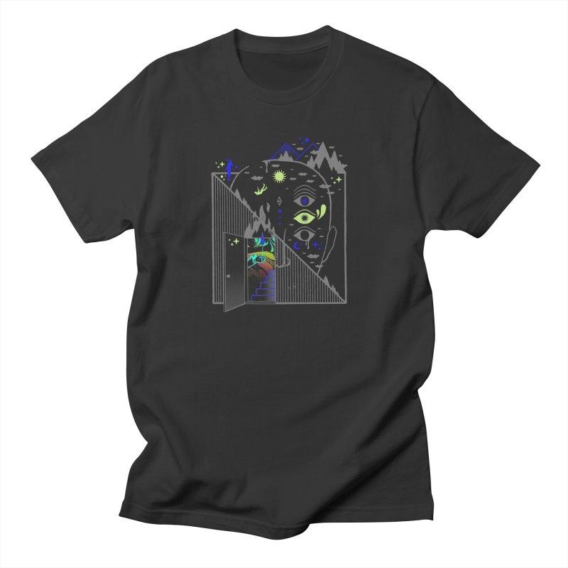 Downcast Men's T-Shirt by ordinaryfox