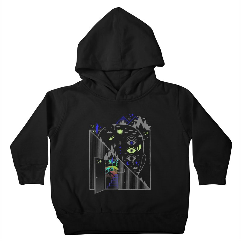 Downcast Kids Toddler Pullover Hoody by ordinaryfox