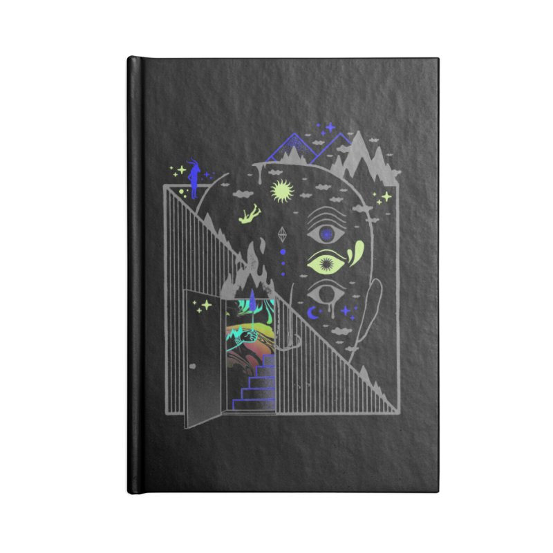 Downcast Accessories Notebook by ordinaryfox