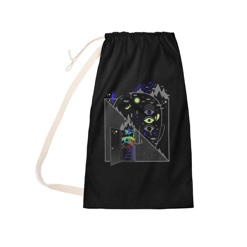 Downcast Accessories Bag by ordinaryfox