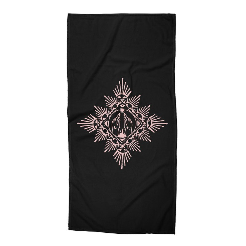 Gathering of Insight Accessories Beach Towel by ordinaryfox