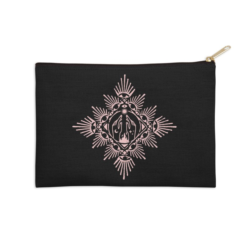 Gathering of Insight Accessories Zip Pouch by ordinaryfox