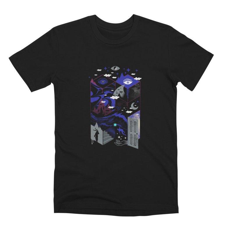 Spatial Awareness Men's T-Shirt by ordinaryfox