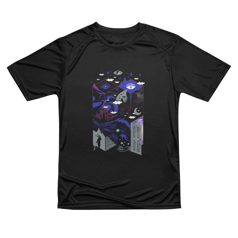 Spatial Awareness Women's T-Shirt by ordinaryfox