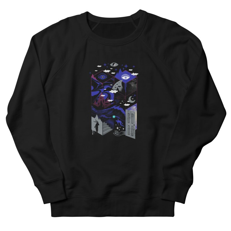 Spatial Awareness Men's Sweatshirt by ordinaryfox