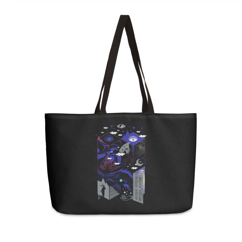 Spatial Awareness Accessories Bag by ordinaryfox