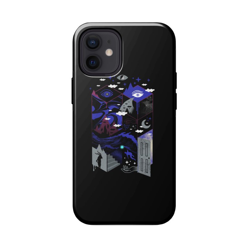 Spatial Awareness Accessories Phone Case by ordinaryfox