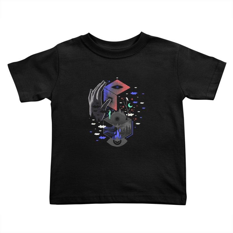 Nether Kids Toddler T-Shirt by ordinaryfox