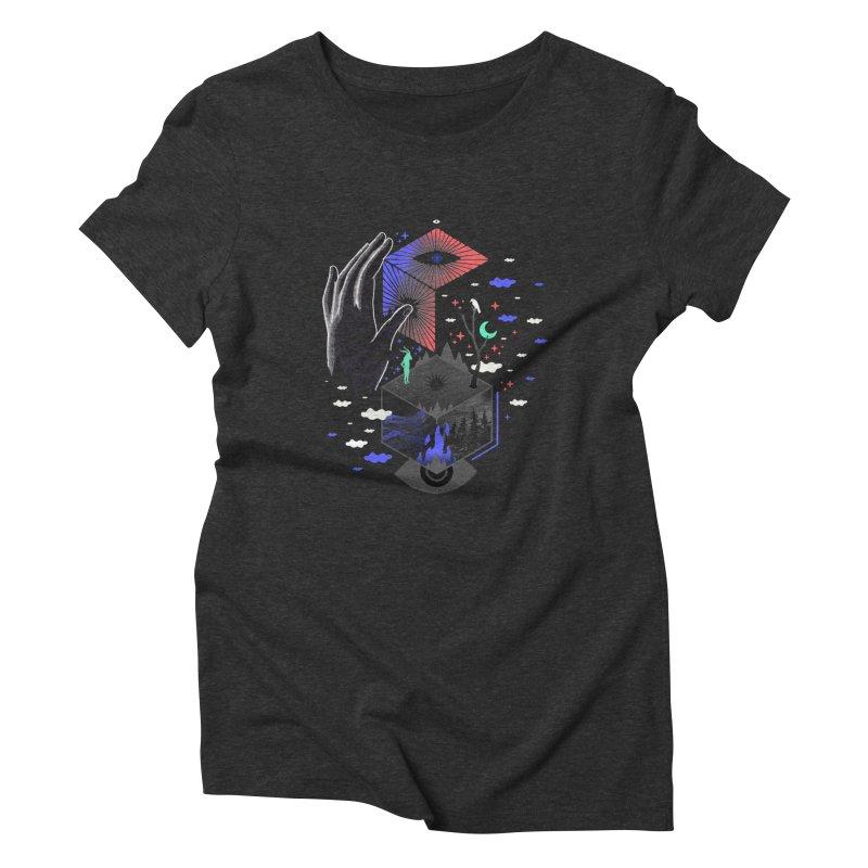 Nether Women's T-Shirt by ordinaryfox