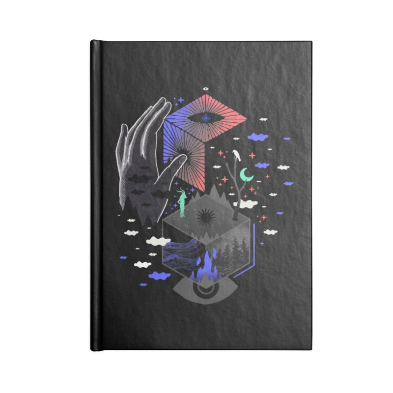 Nether Accessories Notebook by ordinaryfox