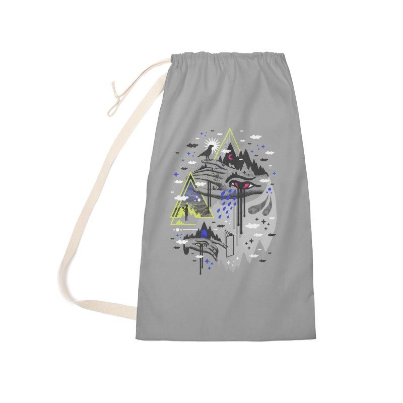 Dimensional Awareness Accessories Bag by ordinaryfox
