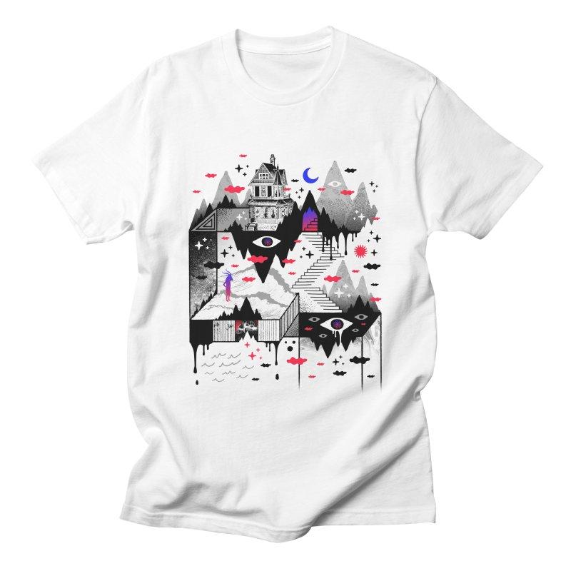 Abysm Men's T-Shirt by ordinaryfox