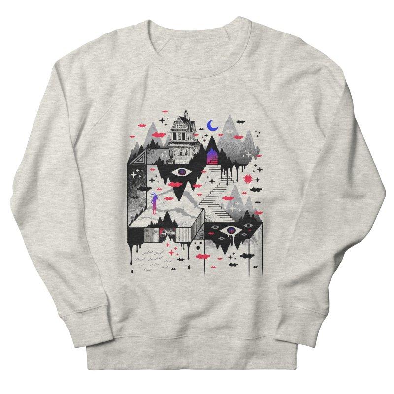 Abysm Men's Sweatshirt by ordinaryfox