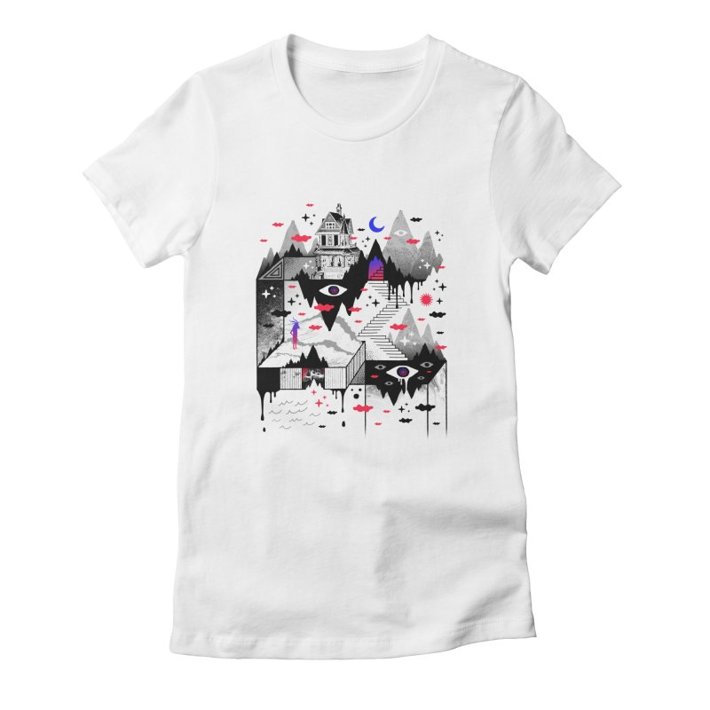 Abysm Women's T-Shirt by ordinaryfox