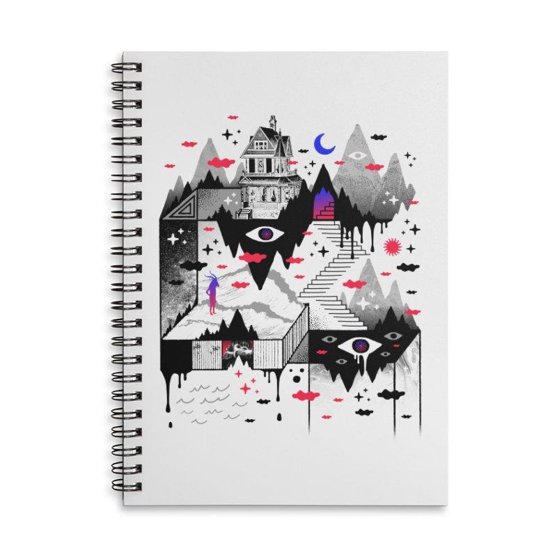 Abysm Accessories Notebook by ordinaryfox