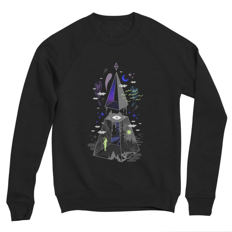 Pyramid Scheme Men's Sweatshirt by ordinaryfox