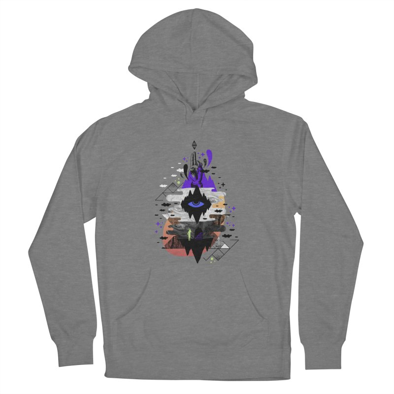 Ascended Men's Pullover Hoody by ordinaryfox