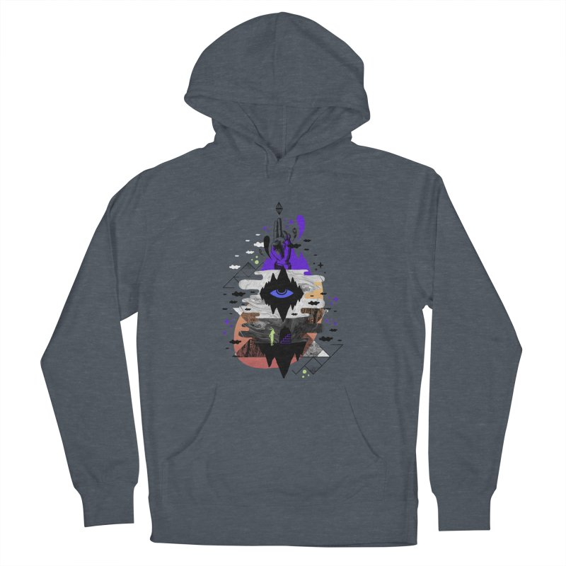 Ascended Women's Pullover Hoody by ordinaryfox