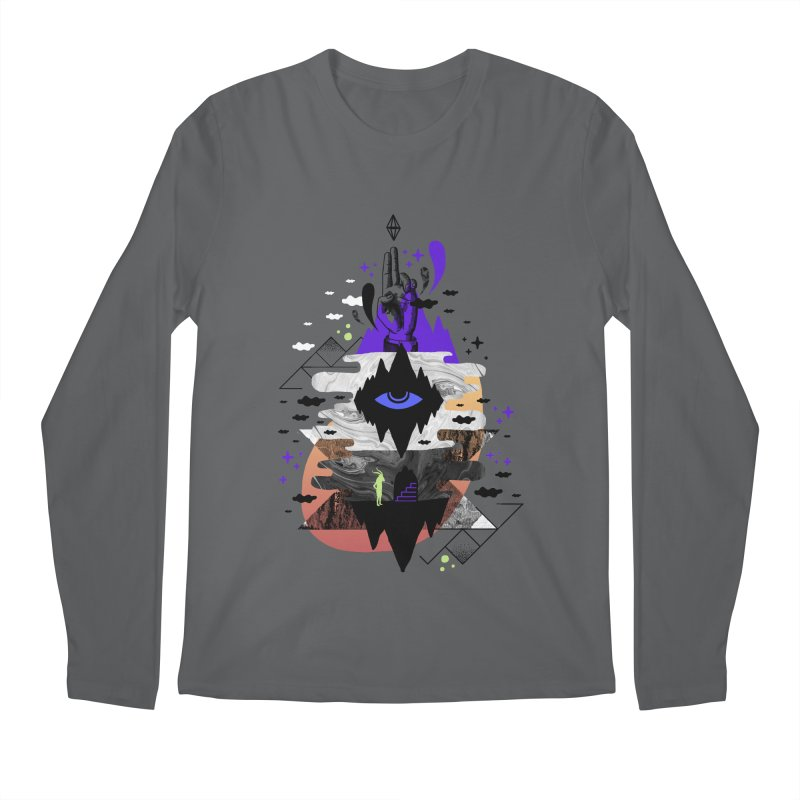 Ascended Men's Longsleeve T-Shirt by ordinaryfox