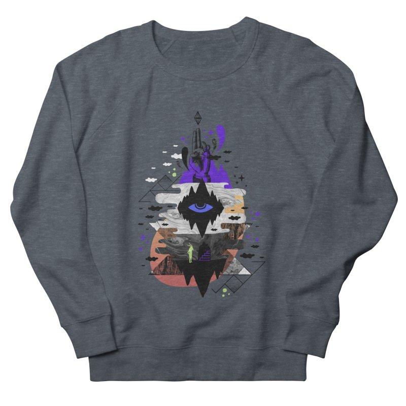 Ascended Men's Sweatshirt by ordinaryfox