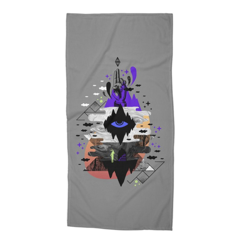 Ascended Accessories Beach Towel by ordinaryfox