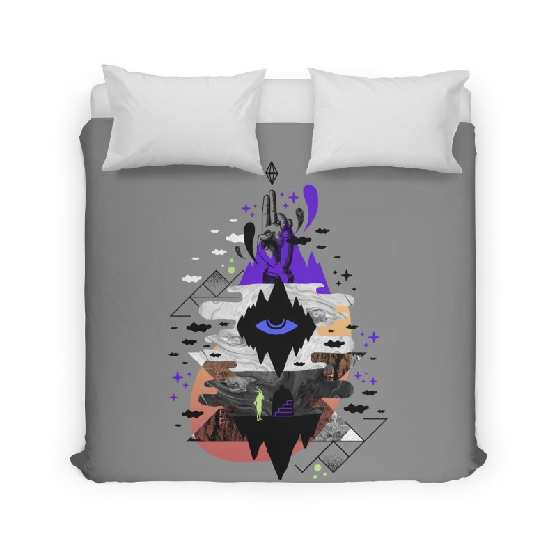 Ascended Home Duvet by ordinaryfox