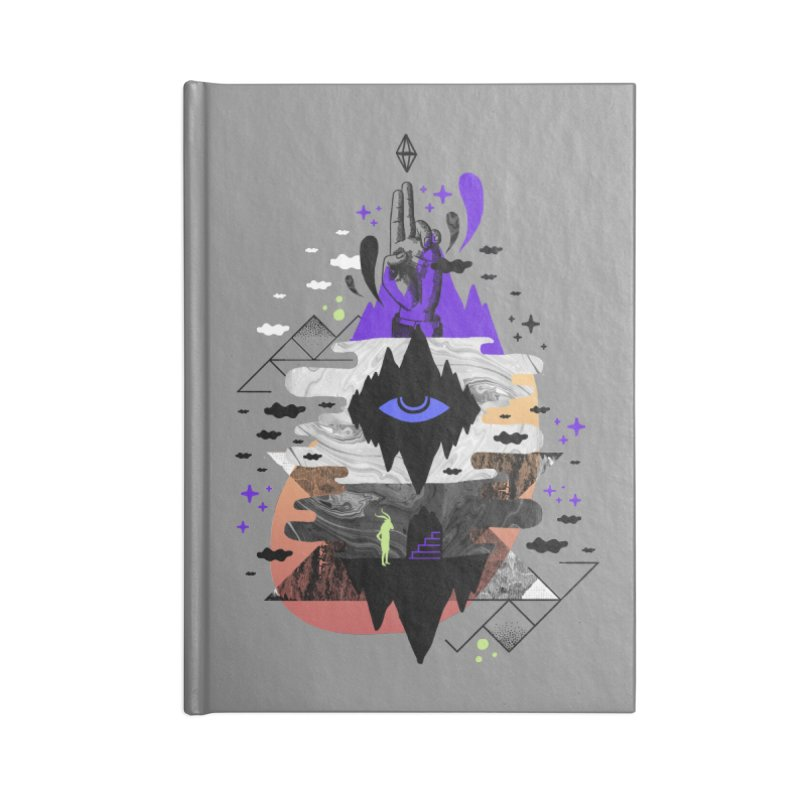 Ascended Accessories Notebook by ordinaryfox