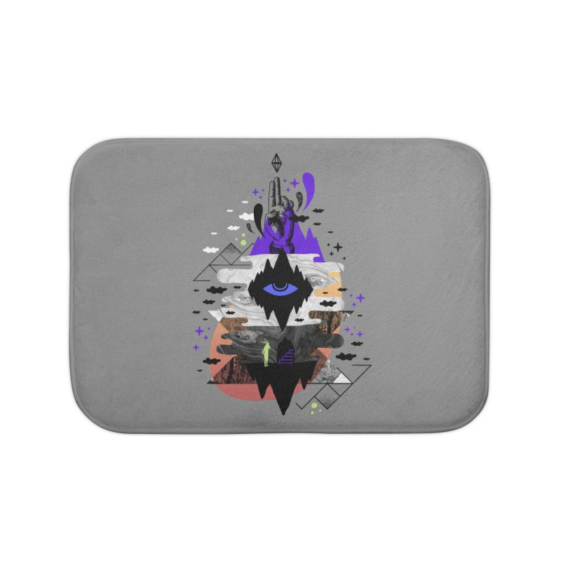 Ascended Home Bath Mat by ordinaryfox