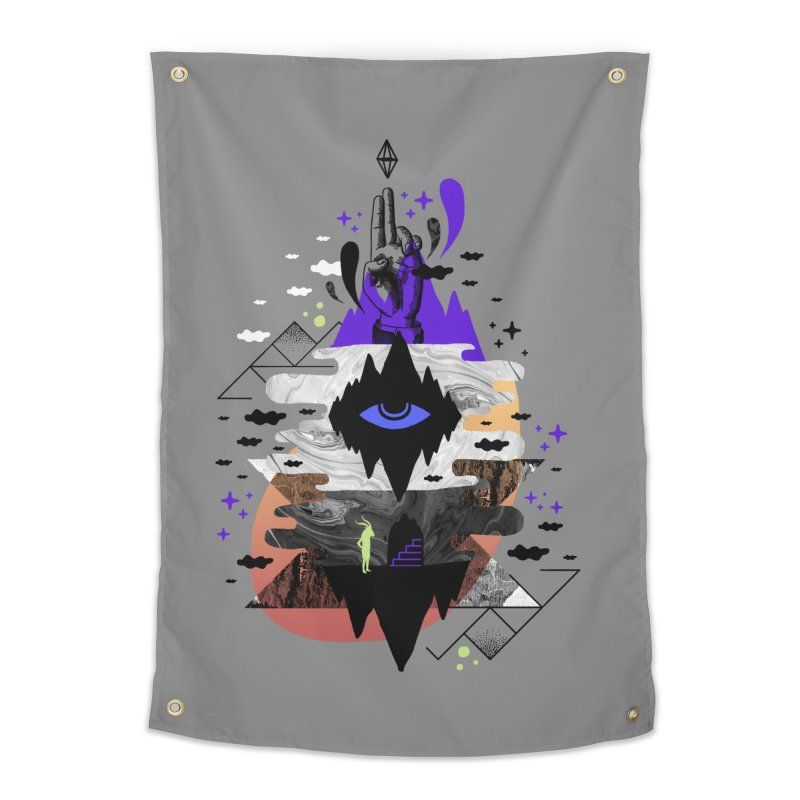 Ascended Home Tapestry by ordinaryfox