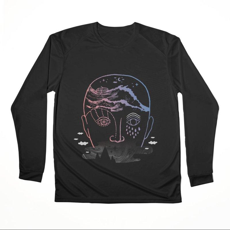 Imaginary Illness Men's Longsleeve T-Shirt by ordinaryfox