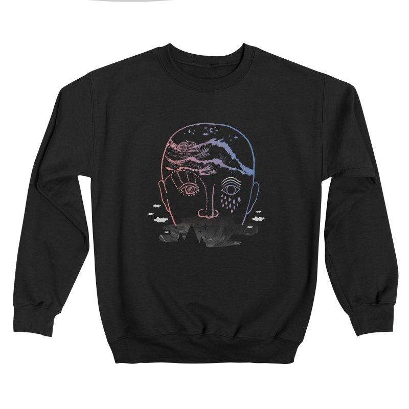 Imaginary Illness Men's Sweatshirt by ordinaryfox
