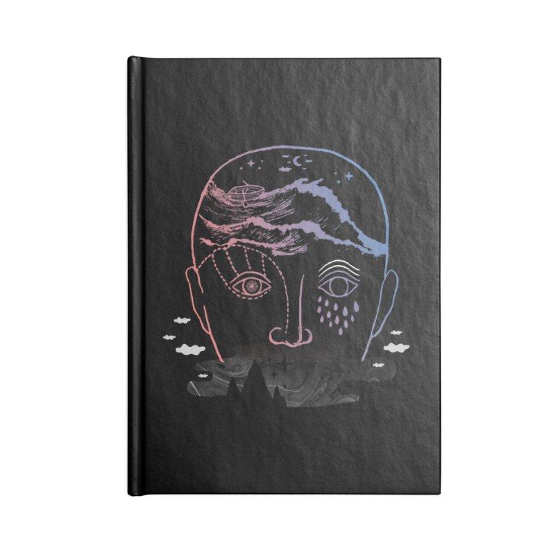 Imaginary Illness Accessories Notebook by ordinaryfox