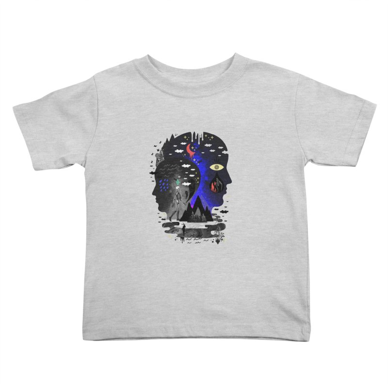 Hypomania Kids Toddler T-Shirt by ordinaryfox