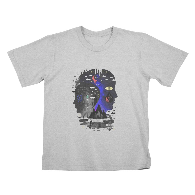 Hypomania Kids T-Shirt by ordinaryfox