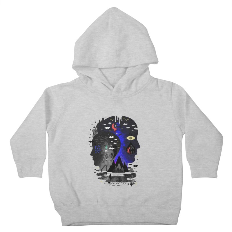 Hypomania Kids Toddler Pullover Hoody by ordinaryfox