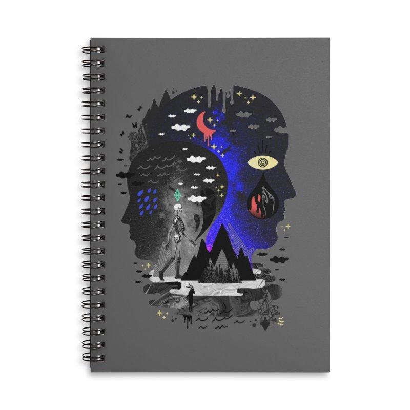 Hypomania Accessories Notebook by ordinaryfox